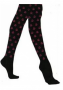 Roller Bones Knee High Sock